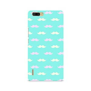 Mobicture Pattern Premium Designer Mobile Back Case Cover For Huawei Honor 6 Plus