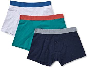 Jack & Jones Whink Trunks Men's Boxer Shorts 3 Pack 12068238 Forest -  Multicoloured - 7