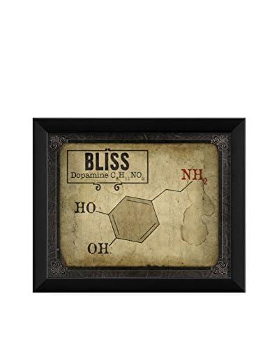 The Artwork Factory Bliss Molecule Print
