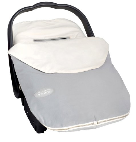 JJ Cole Bundleme Lite, Stone, Infant (Discontinued by Manufacturer)