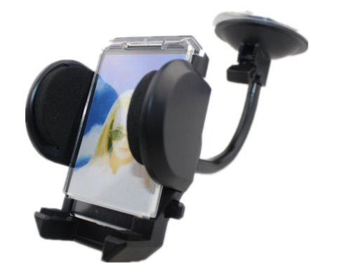 1001Z Adjustable Universal Cradle Car Mount Stand Holder For iPhone /iPad /Tablet PC/ GPS/ PSP/ PDA/Mobile Devices