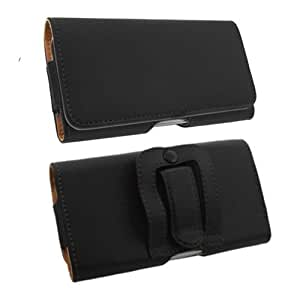 Charcoal Black Transparent Smart Book Pouch Fold Bumper Case Cover for Samsung Galaxy 4G Active S4 SIV