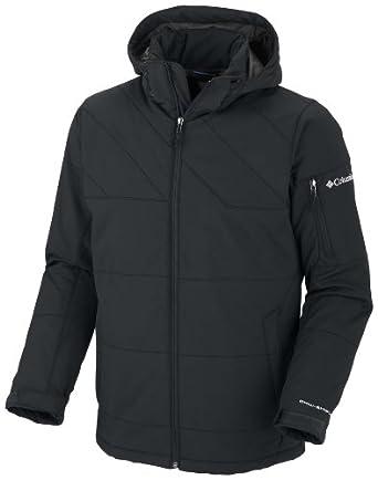 哥伦比亚 Columbia Men's Gate Racer Soft 防风保暖软壳冲锋衣3色折后$74.96