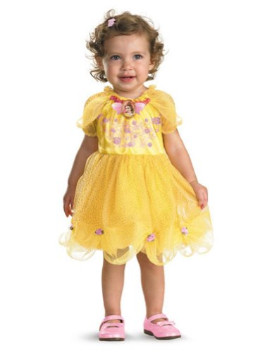 Baby-Toddler-Costume Belle Toddler Costume 12-18 Mths Halloween Costume