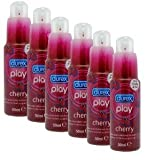 Durex Play Cherry Pump - 6 Pack