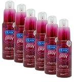 Durex Play Cherry Pump - 6 Pack