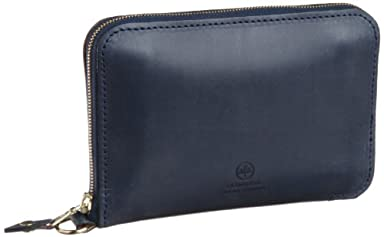 03-5587 Wallet with Dividers: Marine