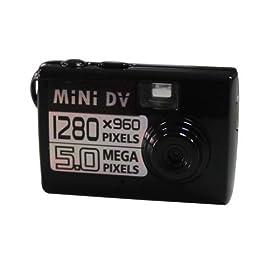 Mini Digital Video Recorder / Digital Camera - 8GB