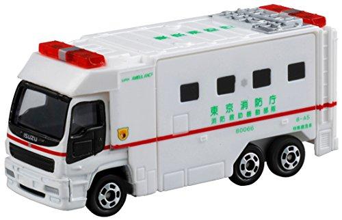 Takara Tomy Tomica #116 Super Ambulance - 1