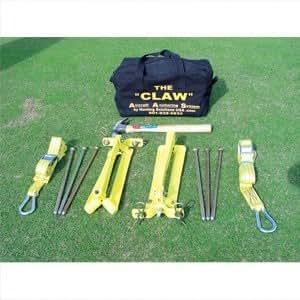 Amazon.com: The Claw C200 Awning/RV Tie Down Kit (2 ...
