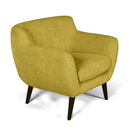 Riva Harvest Gold Accent Chair