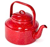 GSI Outdoors 2021 Red Tea Kettle Picture