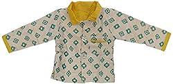 SKEMA TEX Baby Boys Regular Fit Shirts (STKSH750GRE-B, Shirt, 2-3 Years )