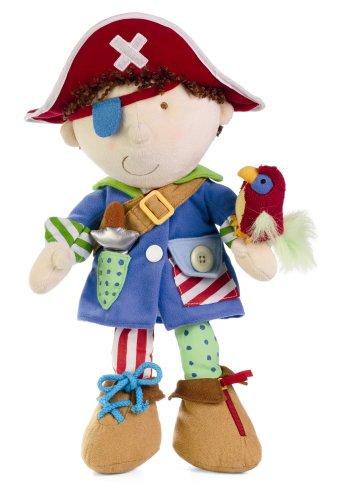 Manhattan Toy Dress Up Pirate Doll