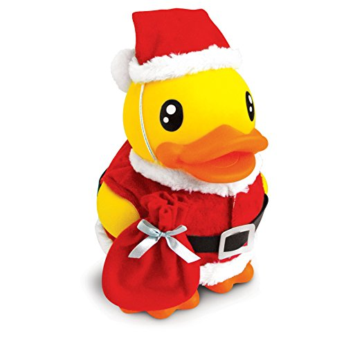 B.Duck Santa Saving Bank, 29cm