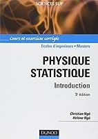 Physique statistique : Introduction