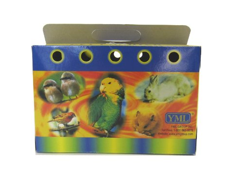 Buy Low Price YML Cardboard Carrier for Small Animals or Birds, Large, Lot of 100 (B000A8RBU4)