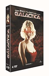 Battlestar Galactica  : L'Integrale Saison 1- Coffret 4 DVD