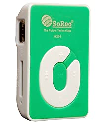Mobssories SPECIAL OFFER Soroo Digital MP3 Player with usb charging + Head Free (Color May Be Vary)
