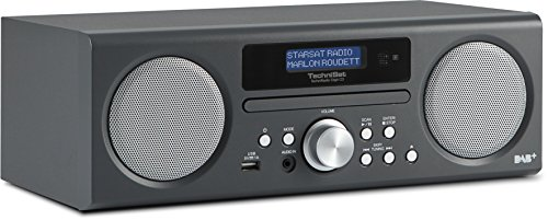 technisat techniradio digit cd digitalradio 10 watt rms dab dab pll ukw tuner cd mp3. Black Bedroom Furniture Sets. Home Design Ideas