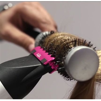 he Power Styler- Hair Blow Dryer Attachment- Cuts Blow Dry Time in Half!! (Pink) (Hair Dryer Chi Pink compare prices)