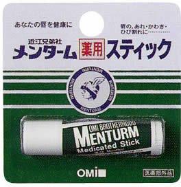メンターム 薬用スティック レギュラー 5g