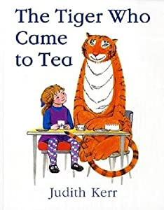 Cover of &quot;The Tiger Who Came to Tea&quot;