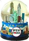 New York Snow Globe -65MM Skyline 614…
