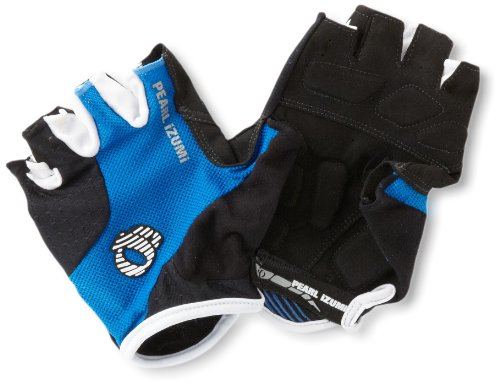 Pearl Izumi Men's Elite Gel Glove, True Blue, Small (True Blue Gloves compare prices)