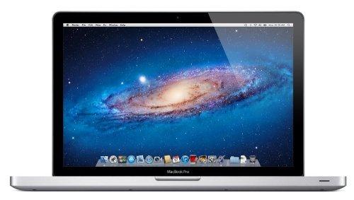 Apple MacBook Pro 15.4-Inch Laptop Intel Quad-Core i7 2.3GHz, 1 TB Hard Drive, 16GB DDR3 Memory, DVD Burner