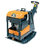 Reversible Plate Compactor with Electric Start and 28
