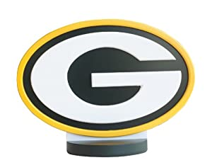 Buy Fan Creations Green Bay Packers Logo Art with Stand by Fan Creations