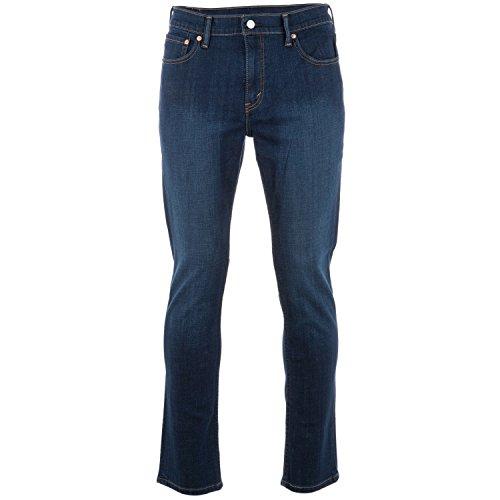 Mens Levi's 511 Slim Jeans In Blue