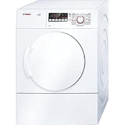 Bosch WTA76200IN Vented Dryer (7 Kg, White)
