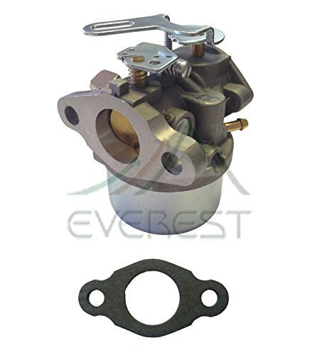 NEW TECUMSEH 5HP MTD 632107A 632107 640084A 640084B SNOWBLOWER CARBURETOR