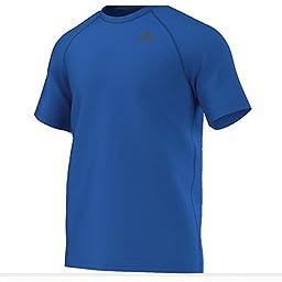 Adidas Mens UltimateTennis Tee (Blue)