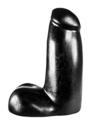 Dinoo Black Karonga Dildo