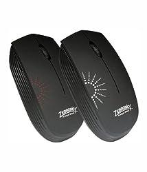 Zebronics Sun USB Optical Mouse (Black)