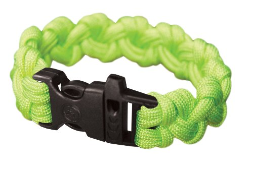 Ultimate Survival Technologies Para 550 Marine Whistle Bracelet, Lime (Lime Green Whistle compare prices)