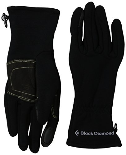 Black-Diamond-Heavyweight-Glove-Liners-Black-X-Large-by-Black-Diamond