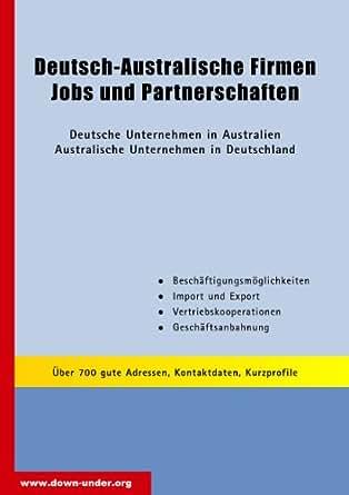 Deutsche Vertretungen in Australien - www.australien.diplo.de ist ab ...