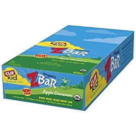 Clif Bar ZBar for Kids - Box of 18