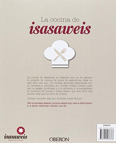 Libro la cocina de isasaweis di isabel llano pah no for Cocina de isasaweis