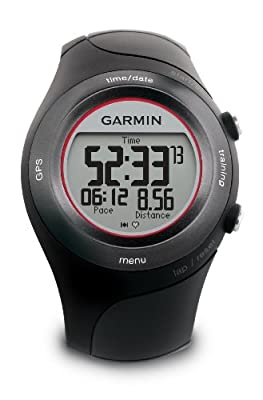 Garmin Forerunner 410 GPS Sportswatch with Heart Rate Monitor from Garmin