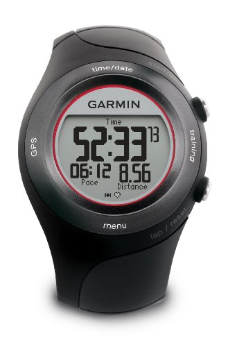 Garmin Forerunner 410 GPS Sportswatch with Heart Rate Monitor