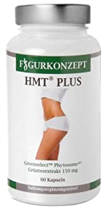 Hmt Plus Figurkonzept, 60 Kapseln, Ergänzung bei Diätpillen, Diätprodukte, Abnehmen