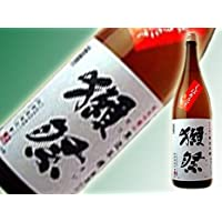 獺祭 純米吟醸48 寒造早槽(かんづくりはやふね) 1800ml