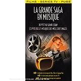 Films, Séries Tv, Pubs - La Grande Saga En Musique
