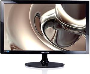 Samsung S22B150 21.5 inch Widescreen LED Monitor - Gloss Black (1920 x 1080 Full HD, 5ms, VGA)