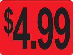 $4.99 Labels. 5,000 Labels. PromoTouch Compatible